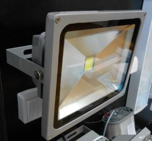 LED прожектор с датчиком движения 30W IP65 Val Light